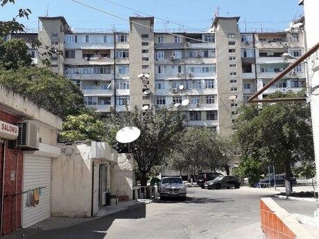 2 otaqlı köhnə tikili - Binəqədi r. - 58 m²