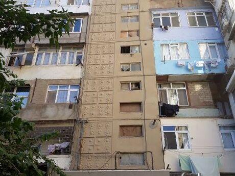 4 otaqlı köhnə tikili - 8-ci mikrorayon q. - 100 m²