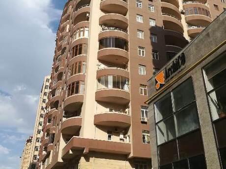 3 otaqlı yeni tikili - Nərimanov r. - 114 m²