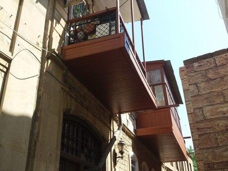 3 otaqlı köhnə tikili - İçəri Şəhər m. - 70 m²