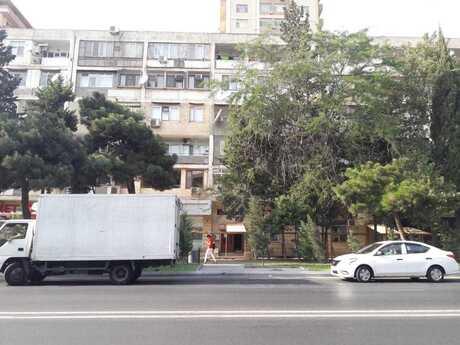 2 otaqlı köhnə tikili - Nərimanov r. - 36 m²