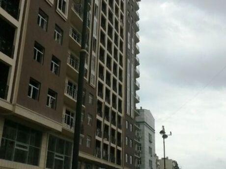 1-комн. новостройка - пос. Ясамал - 57 м²