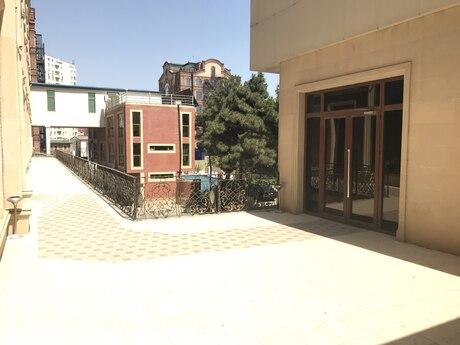 2 otaqlı ofis - Badamdar q. - 95 m²
