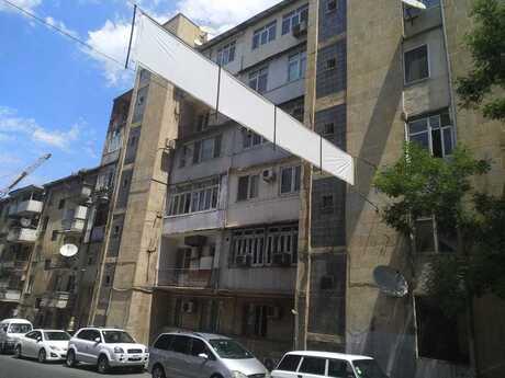 3 otaqlı köhnə tikili - İçəri Şəhər m. - 74 m²