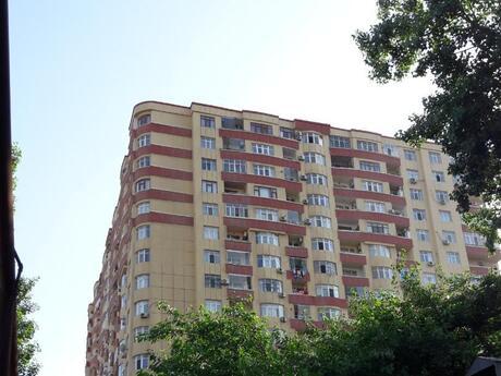 3 otaqlı yeni tikili - Nəriman Nərimanov m. - 132 m²