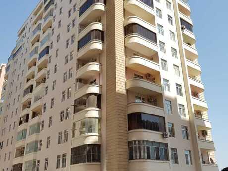 3 otaqlı yeni tikili - Azərbaycan Dillər Universiteti  - 176 m²