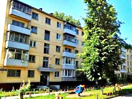 2 otaqlı köhnə tikili - Nəsimi r. - 46 m²