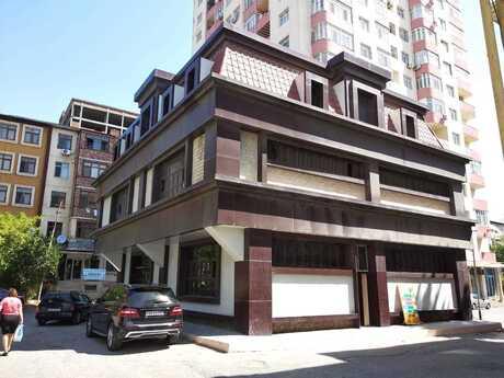 1 otaqlı ofis - Nəsimi m. - 35 m²