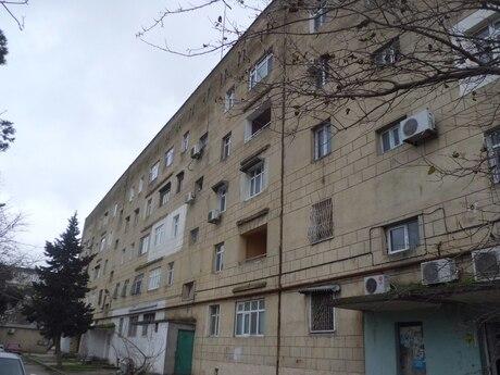5 otaqlı köhnə tikili - Qaraçuxur q. - 120 m²