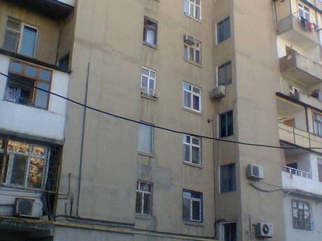 2 otaqlı köhnə tikili - Qara Qarayev m. - 60 m²