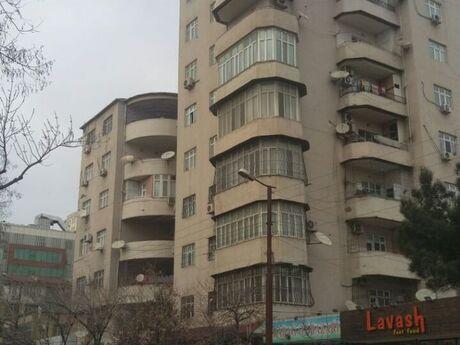 2 otaqlı yeni tikili - Nəriman Nərimanov m. - 72 m²