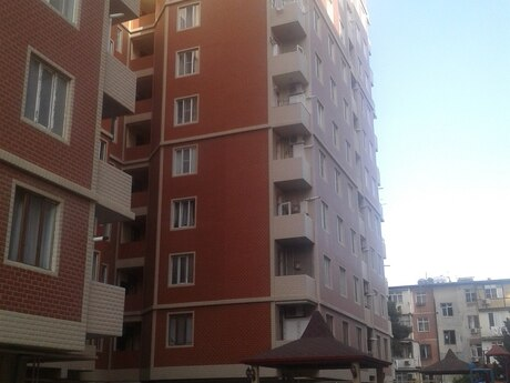 3 otaqlı yeni tikili - Memar Əcəmi m. - 114 m²