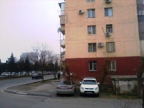 2 otaqlı köhnə tikili - Qara Qarayev m. - 55 m²