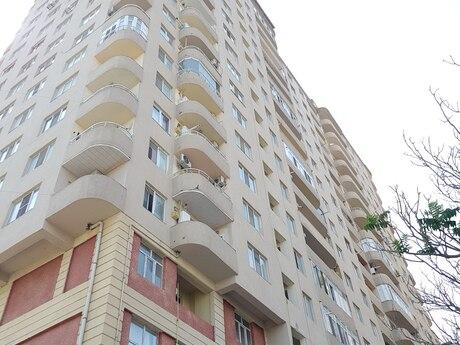1 otaqlı yeni tikili - Binəqədi r. - 55 m²