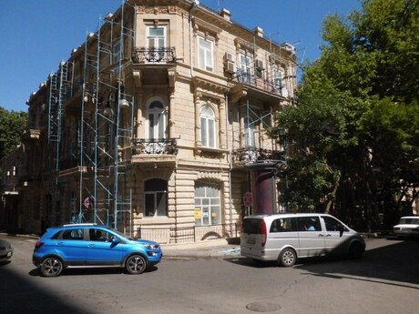 1 otaqlı köhnə tikili - Sahil m. - 40 m²