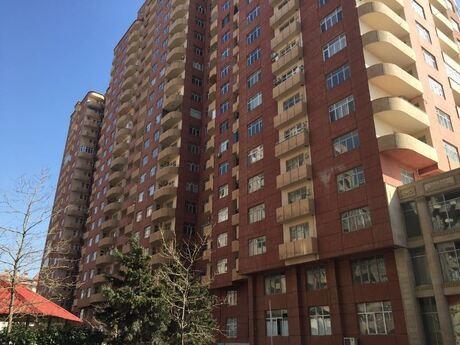 4 otaqlı yeni tikili - Nərimanov r. - 197 m²