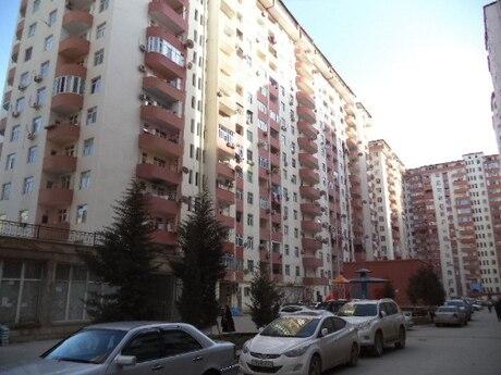4 otaqlı yeni tikili - Həzi Aslanov m. - 123 m²