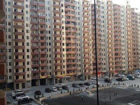 2 otaqlı yeni tikili - Şah İsmayıl Xətai m. - 70 m²