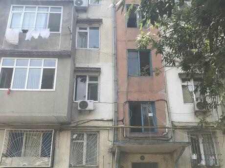 2 otaqlı köhnə tikili - Memar Əcəmi m. - 49 m²