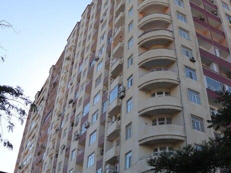 3 otaqlı yeni tikili - Nərimanov r. - 125 m²