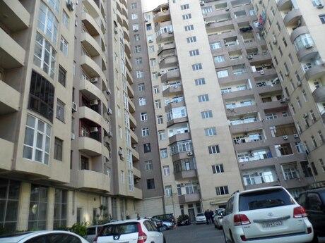 3 otaqlı yeni tikili - Şah İsmayıl Xətai m. - 160 m²