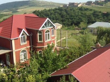 8 otaqlı ev / villa - Şamaxı - 580 m²
