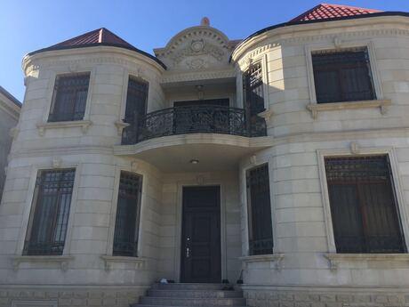 5 otaqlı ev / villa - Biləcəri q. - 420 m²