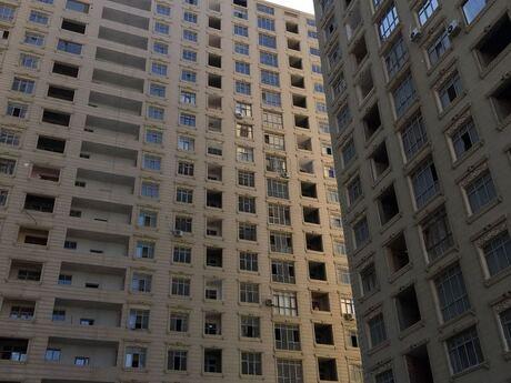 3-комн. новостройка - м. Иншаатчылар - 116 м²