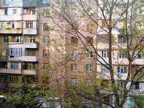 5 otaqlı köhnə tikili - Qara Qarayev m. - 149 m²
