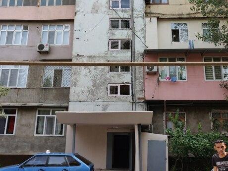 3 otaqlı köhnə tikili - Azadlıq Prospekti m. - 80 m²