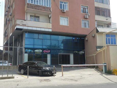 Obyekt - Memar Əcəmi m. - 530 m²