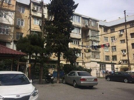 2 otaqlı köhnə tikili - Elmlər Akademiyası m. - 36 m²