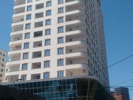 4 otaqlı yeni tikili - Həzi Aslanov m. - 158 m²