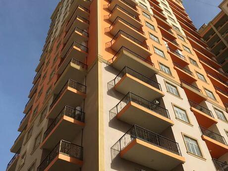 3-комн. новостройка - м. Проспект Азадлыг - 95 м²