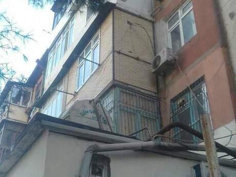 2 otaqlı köhnə tikili - 20 Yanvar m. - 55 m²