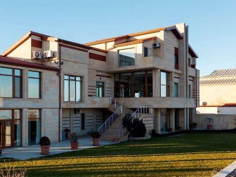 11 otaqlı ev / villa - Badamdar q. - 1100 m²
