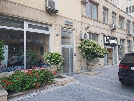 10 otaqlı ofis - Nəsimi r. - 400 m²