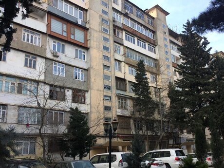 2 otaqlı köhnə tikili - Gənclik m. - 52 m²