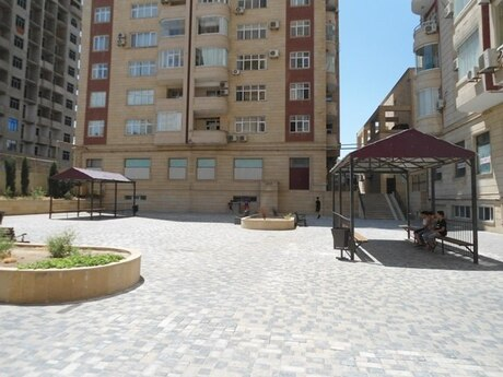 5-комн. новостройка - м. Эльмляр Академиясы - 310 м²