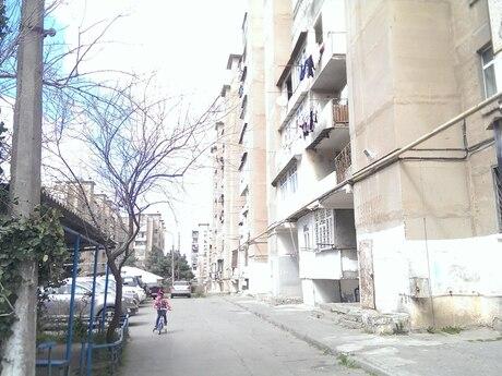 2-комн. вторичка - пос. Ени Гюнешли - 55 м²