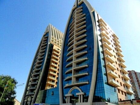 8 otaqlı ofis - Yasamal r. - 200 m²