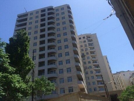3-комн. новостройка - м. Эльмляр Академиясы - 111 м²