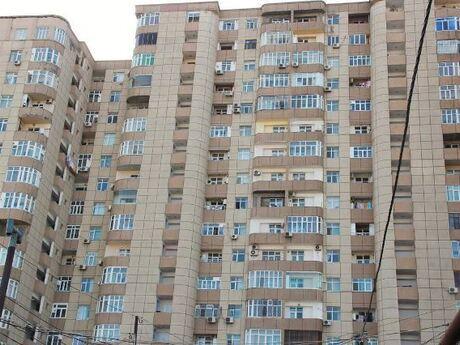 3-комн. новостройка - м. Иншаатчылар - 143 м²