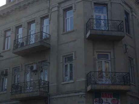 1 otaqlı köhnə tikili - Nizami m. - 36 m²