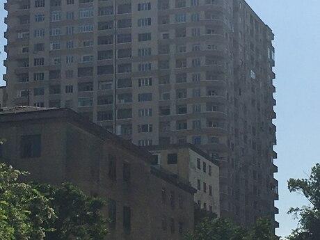2-комн. новостройка - м. Эльмляр Академиясы - 87.6 м²