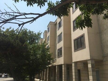 1 otaqlı köhnə tikili - İnşaatçılar m. - 33 m²