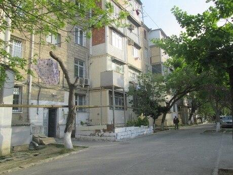 1 otaqlı köhnə tikili - Neftçilər m. - 35 m²