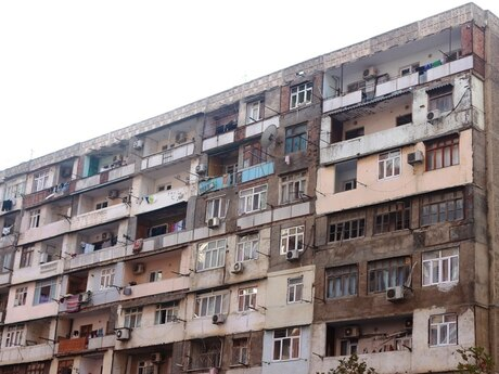 3-комн. вторичка - пос. Ени Ясамал - 85 м²