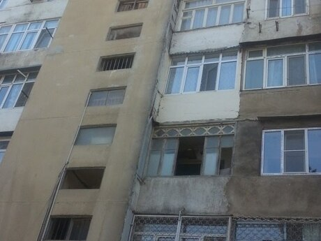 2-комн. вторичка - пос. Ахмедлы - 40 м²