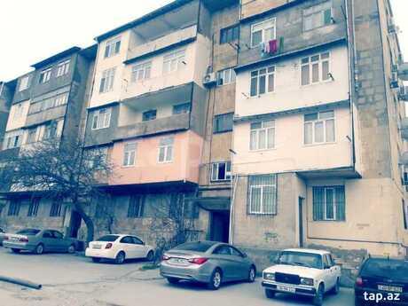 2 otaqlı köhnə tikili - Əmircan q. - 50 m²